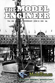Model Engineer Vol.104 No.2613 (21 June 1951)
