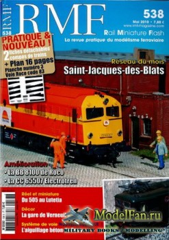 RMF Rail Miniature Flash 538 (May 2010)