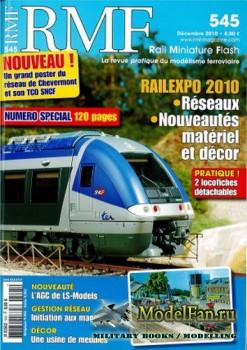 RMF Rail Miniature Flash 545 (December 2010)