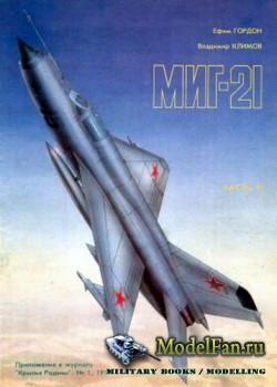 Крылья Родины №1 1994 (Приложение к журналу) Часть II