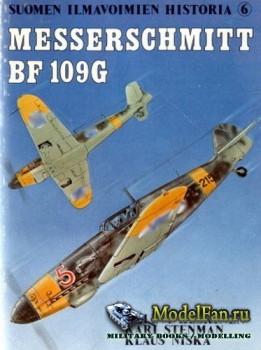 Suomen Ilmavoimien Historia №6 - Messerschmitt Bf 109 G