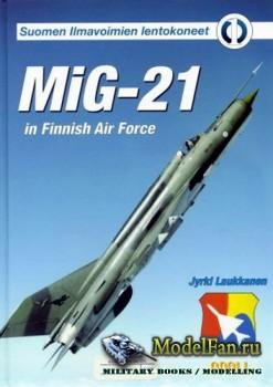 Suomen Ilmavoimien Lentokoneet №1 - MiG-21 in Finnish Air Force