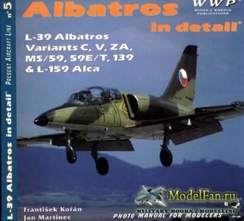 WWP Present Aircraft Line №5 - Albatross in Detail: L-39 Albatros Variants  ...