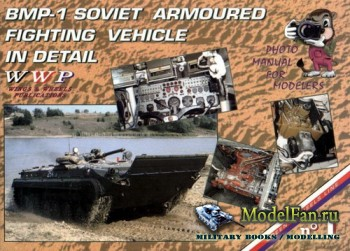 WWP Present Vehicle Line №1 - BMP-1 Soviet Armoured Fighing Vehicle in Deta ...