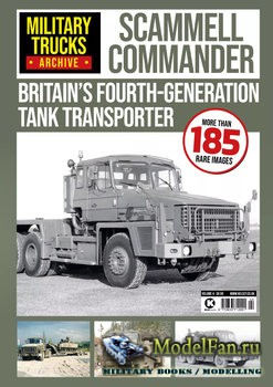 Military Trucks Archive №4 - Scammell Commander