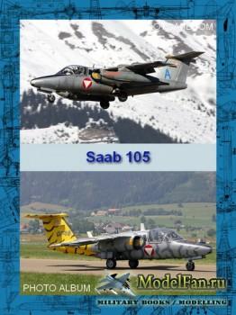 Авиация (Фотоальбом) - Saab 105