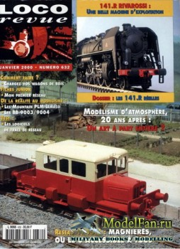 Loco-Revue №632 (January 2000)