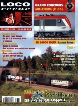 Loco-Revue №633 (February 2000)
