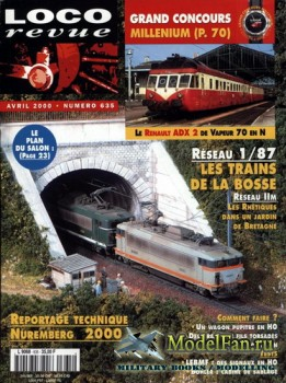 Loco-Revue №635 (April 2000)