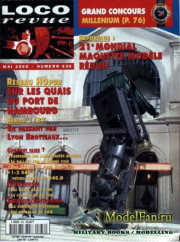 Loco-Revue №636 (May 2000)