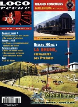 Loco-Revue №637 (June 2000)