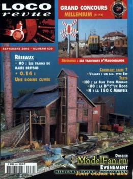 Loco-Revue №639 (September 2000)