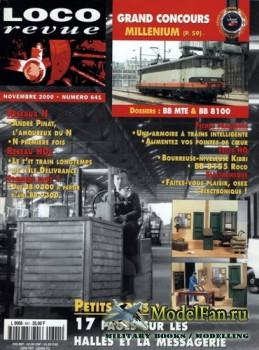 Loco-Revue №641 (November 2000)