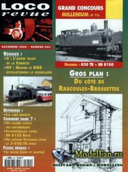 Loco-Revue №642 (December 2000)