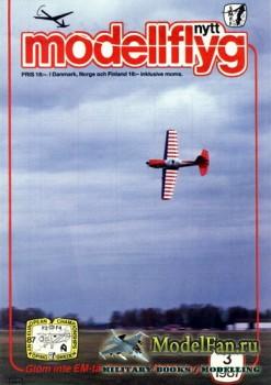 ModellFlyg Nytt №3 (1987)