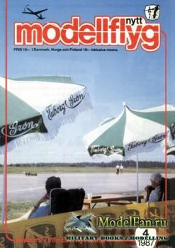 ModellFlyg Nytt №4 (1987)