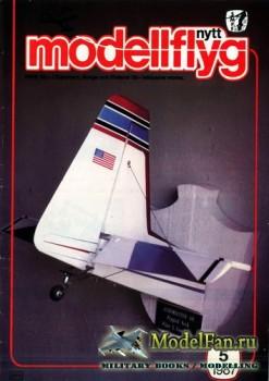 ModellFlyg Nytt №5 (1987)
