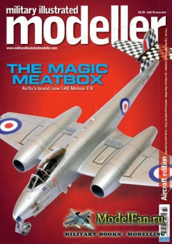 Military Illustrated Modeller №63 (July 2016)