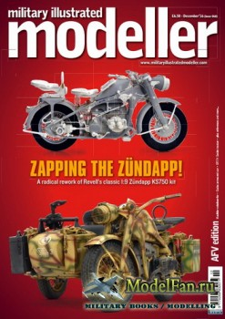 Military Illustrated Modeller №68 (December 2016)