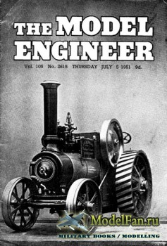 Model Engineer Vol.105 No.2615 (5 July 1951)