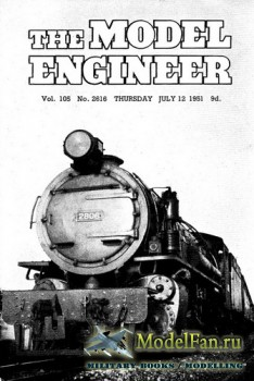 Model Engineer Vol.105 No.2616 (12 July 1951)