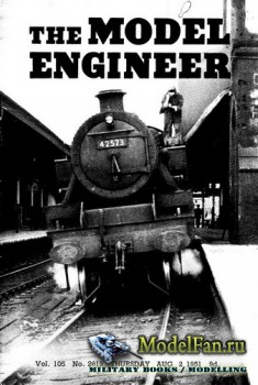 Model Engineer Vol.105 No.2619 (2 August 1951)