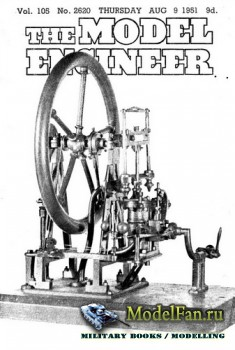 Model Engineer Vol.105 No.2620 (9 August 1951)