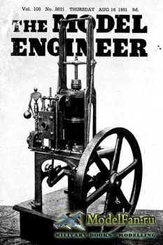 Model Engineer Vol.105 No.2621 (16 August 1951)