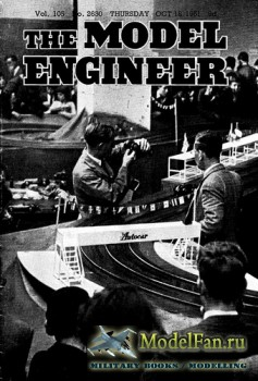 Model Engineer Vol.105 No.2630 (18 October 1951)