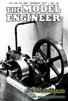 Model Engineer Vol.105 No.2632 (1 November 1951)