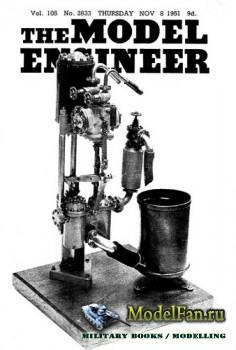 Model Engineer Vol.105 No.2633 (8 November 1951)