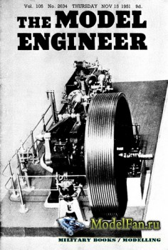 Model Engineer Vol.105 No.2634 (15 November 1951)