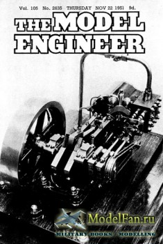 Model Engineer Vol.105 No.2635 (22 November 1951)
