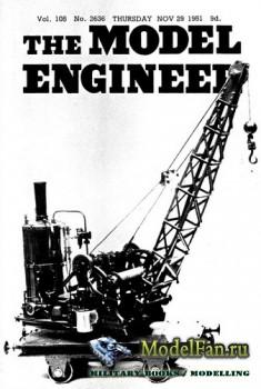 Model Engineer Vol.105 No.2636 (29 November 1951)
