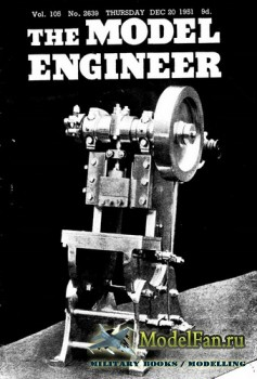 Model Engineer Vol.105 No.2639 (20 December 1951)