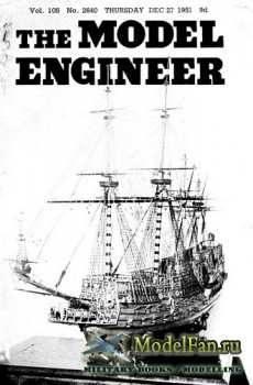Model Engineer Vol.105 No.2640 (27 December 1951)