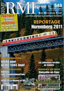 RMF Rail Miniature Flash 548 (March 2011)