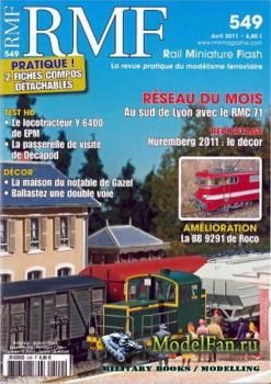 RMF Rail Miniature Flash 549 (April 2011)