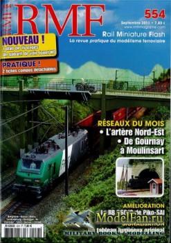 RMF Rail Miniature Flash 554 (September 2011)