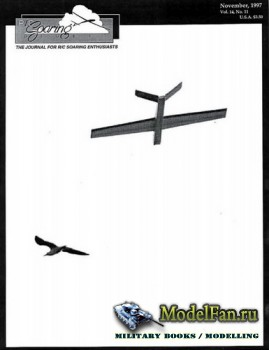 Radio Controlled Soaring Digest Vol.14 No.11 (November 1997)