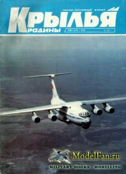 Крылья Родины №4(771) 1995