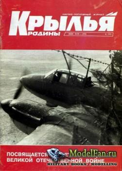 Крылья Родины №5(772) 1995