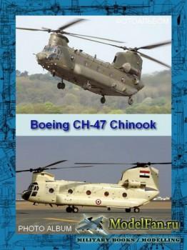 Авиация (Фотоальбом) - Boeing CH-47 Chinook