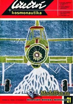 Letectvi + Kosmonautika №21 1968