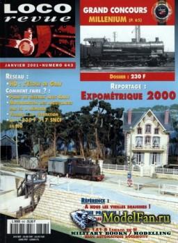Loco-Revue №643 (January 2001)