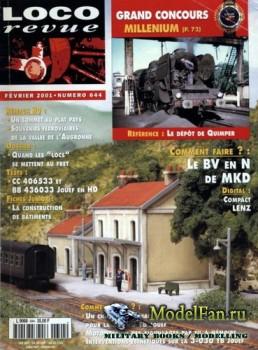Loco-Revue №644 (February 2001)
