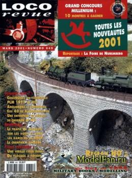 Loco-Revue №645 (March 2001)