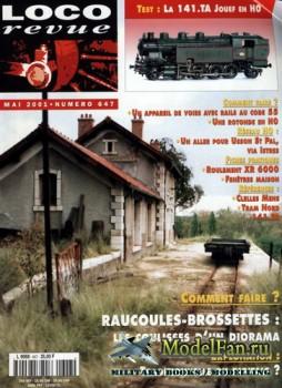Loco-Revue №647 (May 2001)