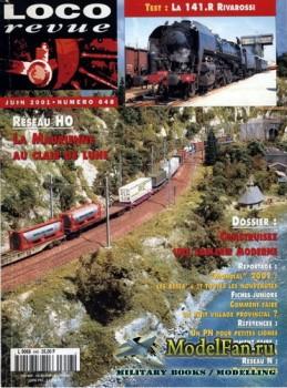 Loco-Revue №648 (June 2001)