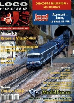Loco-Revue №649 (July-August 2001)